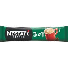 NESCAFE 3in1 Strong Кафе - 17 g - 1 бр.