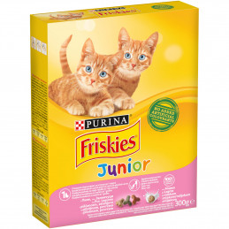 PURINA FRISKIES Суха храна...