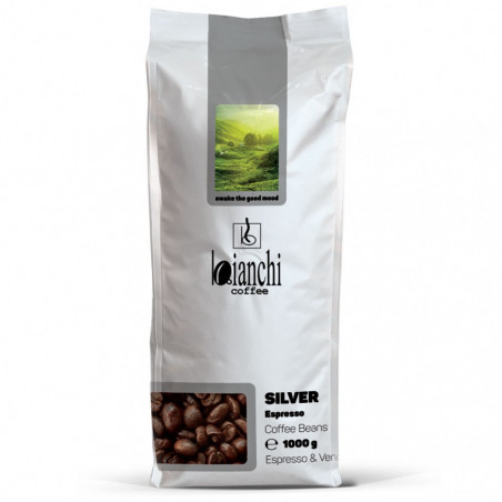 100% Robusta Silver кафе - 1 кг.