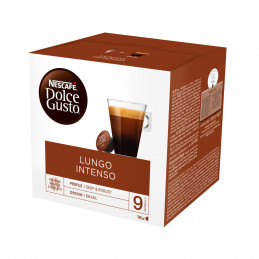 NESCAFÉ Dolce Gusto Lungo Intenso кафе капсули 16 броя